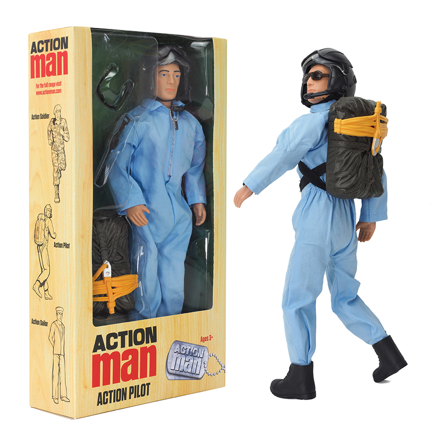 History of Action Man