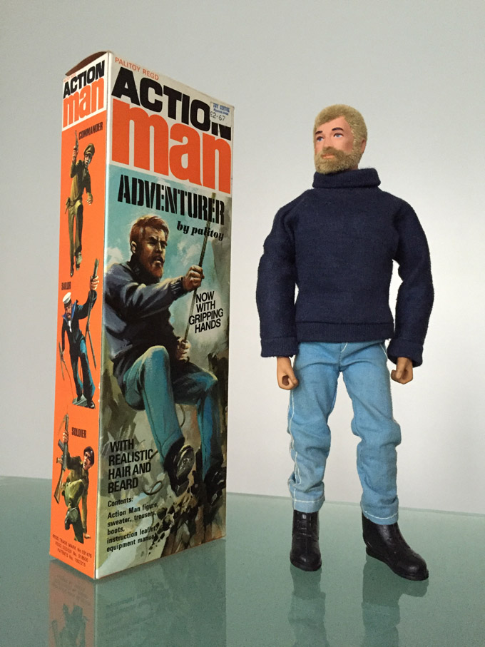 action man 30th anniversary