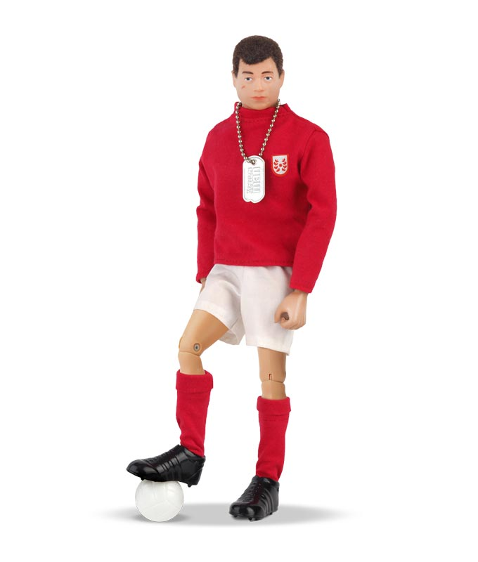 Footballer50th Anniversary Action Man